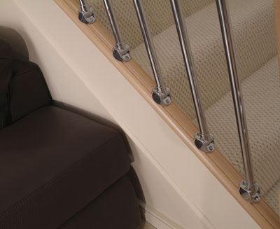 Axxys Chrome balusters