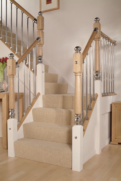 Axxys Stairparts Chrome Handrail Fittings Axxys Balistrading