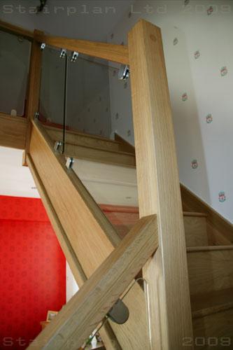 Oak Handrail Hdr Hand Rail Ohr Handrails Rhr Rail