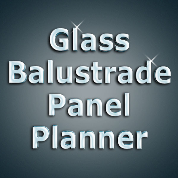 Glass Balustrade Panels