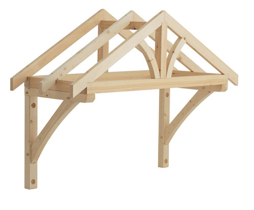 Porch canopy kits