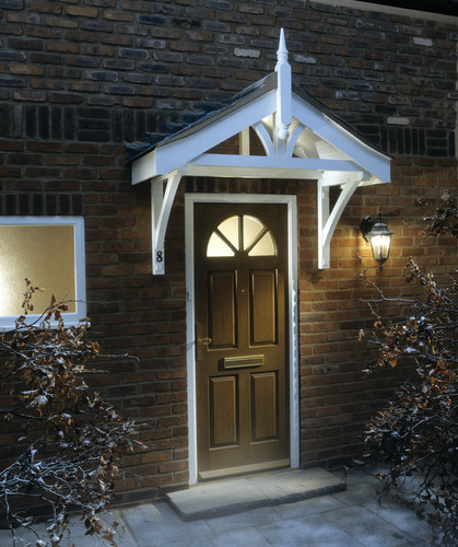 Apex Porch canopy from Richard Burbidge