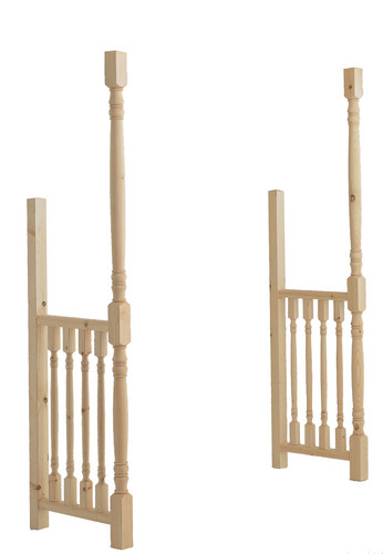Porc balustrade kit