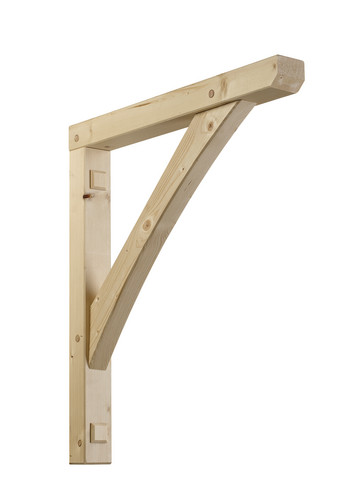 Gallows Bracket timber
