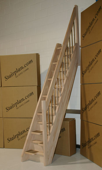 Spacesaver Staircases
