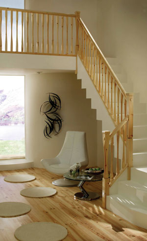 Slender Stairparts from richard Burbidge
