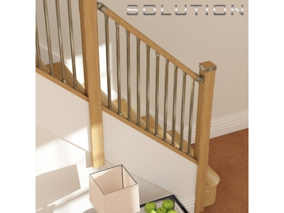 Solution Stairparts Stair Banister