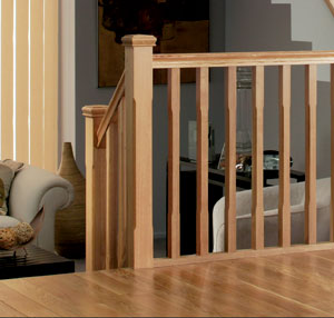 White Oak Stairparts Stair Balustrading Uk Distributor